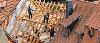 Dach – planen und bauen (Teil 2)