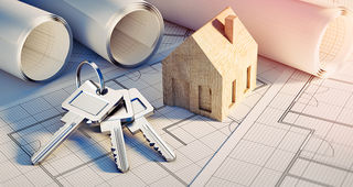 Bauausführung bei Zielsdorf Massivhaus