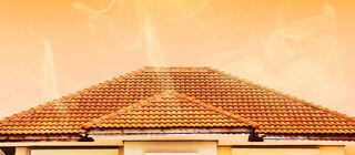 Hitzeschutz für Ein- und Mehrfamilienhäuser