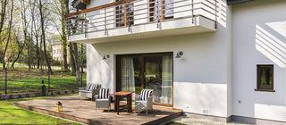 Balkon oder Terrasse?